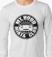 Mt Hood Miata Club BLK Long Sleeve T-Shirt