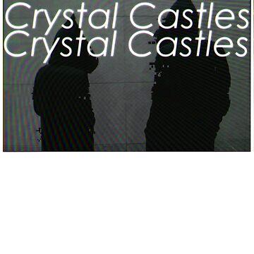 Crystal Castles by SadEyesjpeg