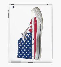 Hi Top Basketball Shoe United States iPad Case/Skin