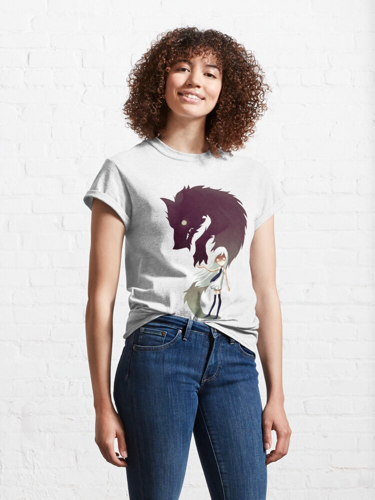 Alternate view of Werewolf Classic T-Shirt
