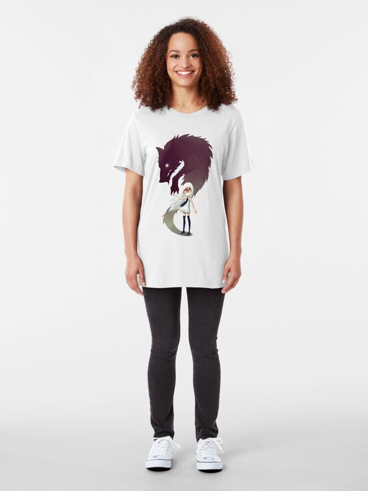 Alternate view of Werewolf Slim Fit T-Shirt
