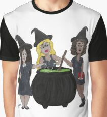 Witch, Please (V2) Graphic T-Shirt