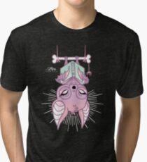 Batty About Books! Tri-blend T-Shirt