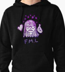 K.Flay FML sketchy Pullover Hoodie