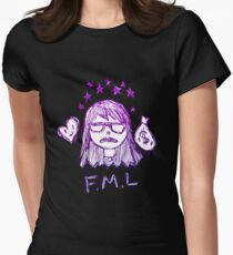 K.Flay FML sketchy T-Shirt