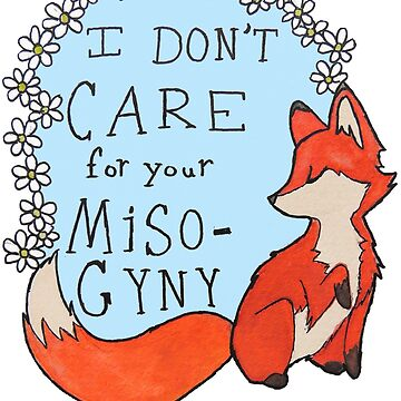 Feminist Fox by tamaghosti