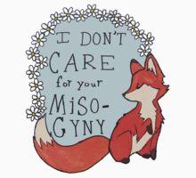 Feminist Fox | Women's T-Shirt