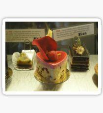 Oooh la la Dessert Sticker
