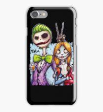 Nightmare In Gotham iPhone Case/Skin