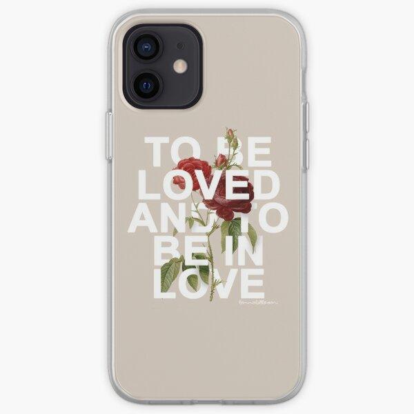 Dieciocho Funda blanda para iPhone