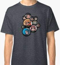 Scott Pilgrim characters Classic T-Shirt