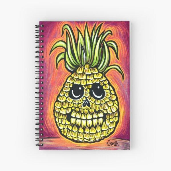 Pineapple! Spiral Notebook