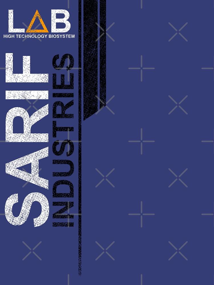 Sarif Industries | Unisex T-Shirt