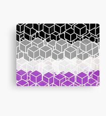 Ace Blocks Canvas Print