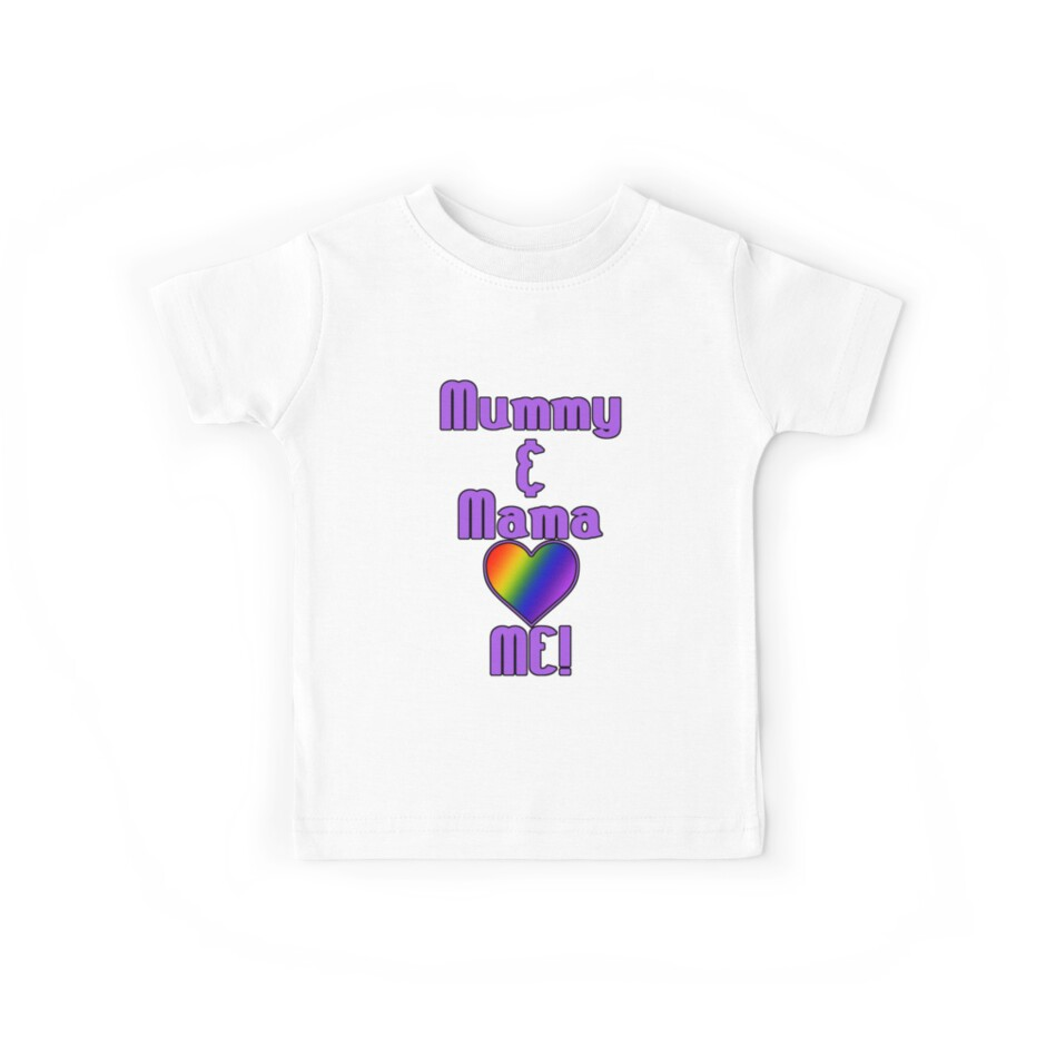 Mummy & Mama Love Me   Lesbian Parenting by incurablehippie