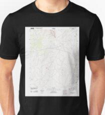 USGS TOPO Map Arizona AZ Whirlwind Rock 20111129 TM T-Shirt