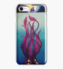 Troubled Waters by Moonlight iPhone Case/Skin