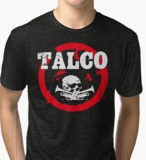 Ska Punk Talco Tri-blend T-Shirt
