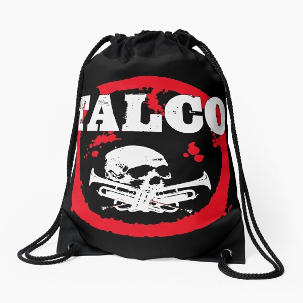 Ska Punk Talco Drawstring Bag