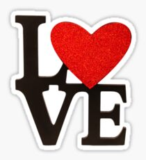 Love Heart Sticker