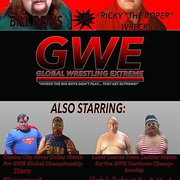 GWE Show Flyer by BBPH