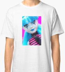 Punk Gothic Doll Classic T-Shirt