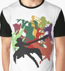 SAO Team Graphic T-Shirt