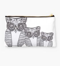 Owl Be Seeing You!  Studio Pouch