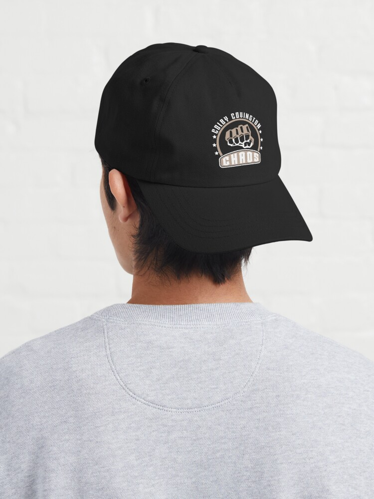 Alternate view of Colby Covington, The Chaos, MMA Fighter Cap