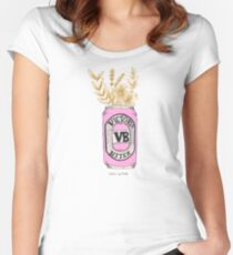 Victoria Bitter Women's Fitted Scoop T-Shirt