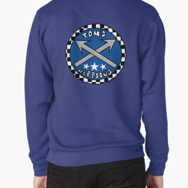 Tom's harpoons! Pullover Sweatshirt