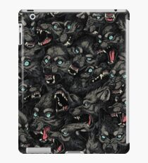 Wolf Pack Pattern iPad Case/Skin