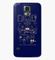 N64 Case/Skin for Samsung Galaxy