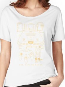 N64 Women's Relaxed Fit T-Shirt