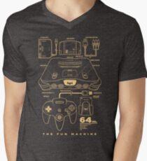 N64 Men's V-Neck T-Shirt