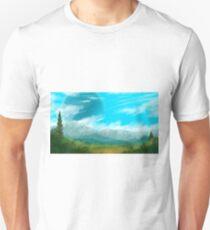Verdant Plains Unisex T-Shirt