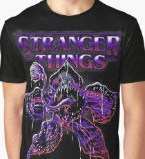 Stranger Thing Graphic T-Shirt