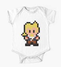 Pixel Guybrush Threepwood Kids Clothes