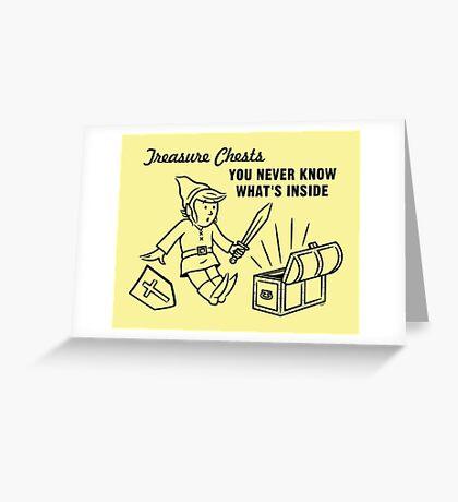 Linkopoly Greeting Card