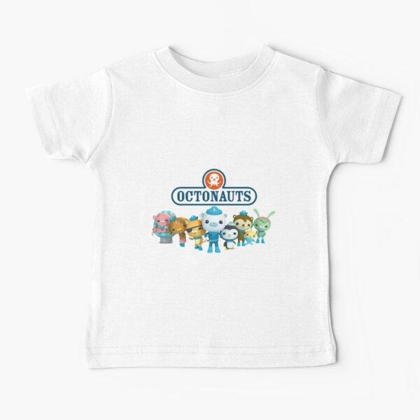 Kid Kwazii Octonauts Characters Baby T-Shirt