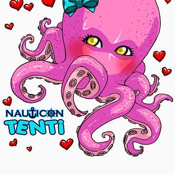 Nauticon - Mascot: TENTI by Nauticon-Store