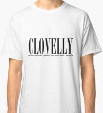 CLOVELLY address Classic T-Shirt
