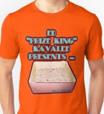 "Ed ""Prize King"" Kavalee's Box of Sand Unisex T-Shirt"