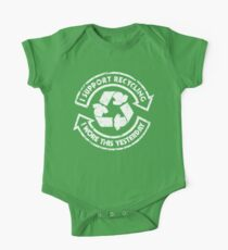 I support recycling Kids Clothes