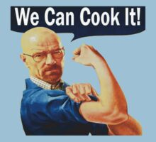 We Can Cook It!- Walter White | Unisex T-Shirt