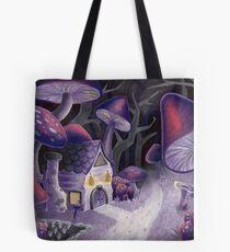 Mushroom Wonderland Tote Bag