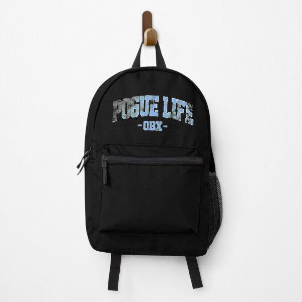 Pogue Life Outer Banks OBX Vintage Backpack