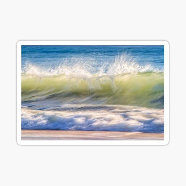 Natural Chaos, Quinns Beach Sticker