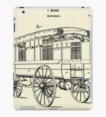 Ambulance-1858 iPad Case/Skin