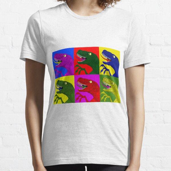 Acidus-Raptors  Essential T-Shirt